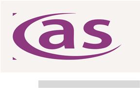 as Büro- + Objekteinrichtung Logo